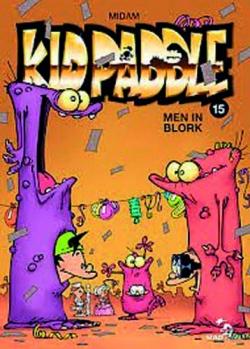 Kid Paddle, Men in Blork