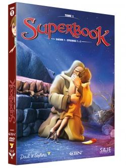 DVD Superbook Tomes 1 et 2