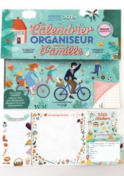 Le calendrier organiseur pour la famille