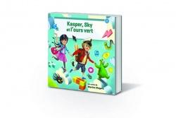 Kasper, Sky et l'ours vert