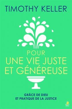 Pour une vie juste et généreuse