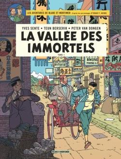 La vallée des immortels T1 - Les aventures de Blake et Mortimer