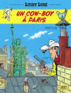 Lucky Luke  - Un cow-boy à Paris