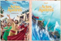 Actes des apôtres - Tome 1&2