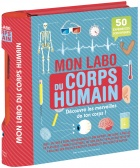 Mon labo du corps humain, 50 expériences scientifiques à faire chez soi