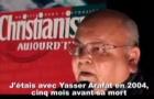 Tass Saada, l'entrevue avec Yasser Arafat