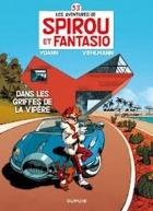 Les aventures de Spirou et Fantasio, Dans les griffes de la vipère
