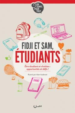 Fidji et Sam, étudiants